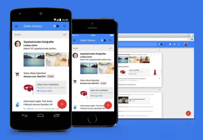 Google Inbox uygulamasının fişini çekiyor!