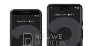 Google Pixel 3 ve Pixel 3 XL basın görselleri