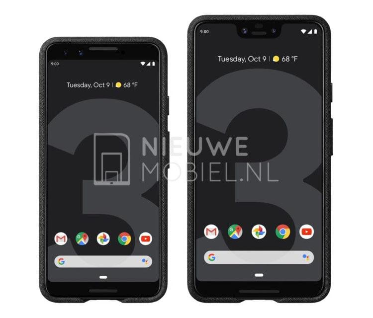 Google Pixel 3 ve Pixel 3 XL basın görselleri karşınızda!