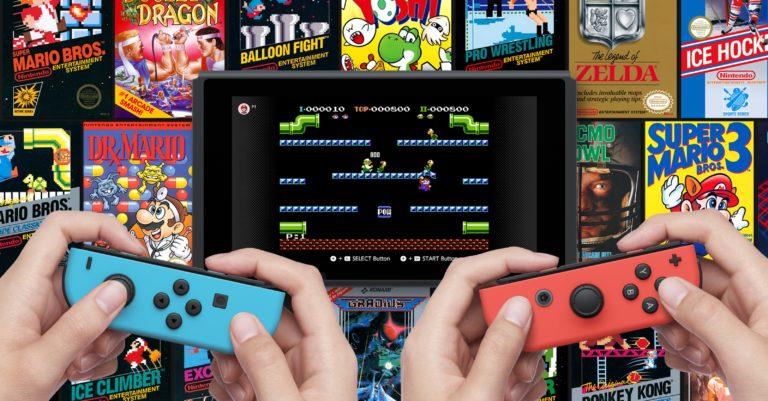 Nintendo Switch Online hizmeti kullanıma sunuldu!