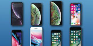 iPhone Xr, Xs, Xs Max, X, 8, 8 Plus, 7 ve 7 Plus karşılaştırması