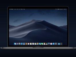 macOS Mojave güncellemesi