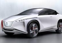 Nissan IMx zero