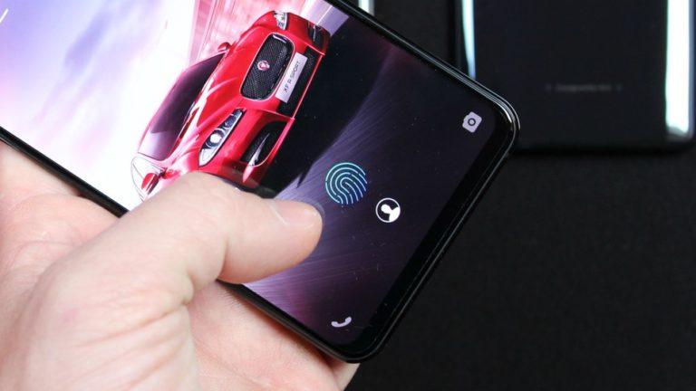 OnePlus 6T'nin tasarımı netleşiyor