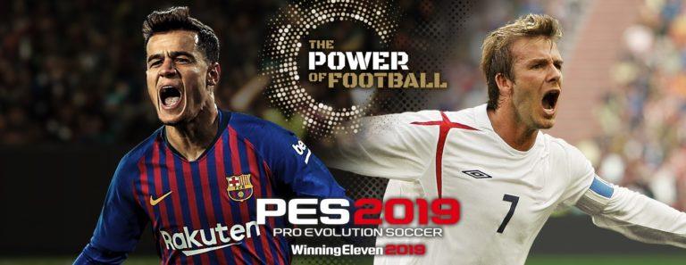 Pro Evolution Soccer 2019 (PES 2019) inceleme