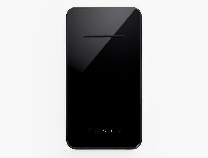 Tesla Wireless Charger