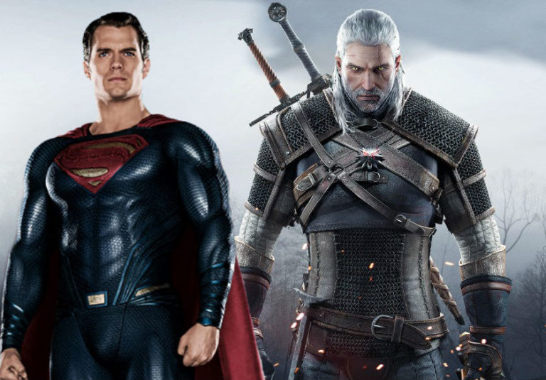 The Witcher dizisine Superman dopingi!
