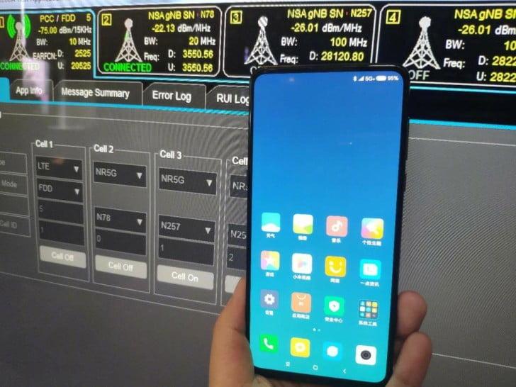 Xiaomi Mi Mix 3, 5G'yi destekleyecek