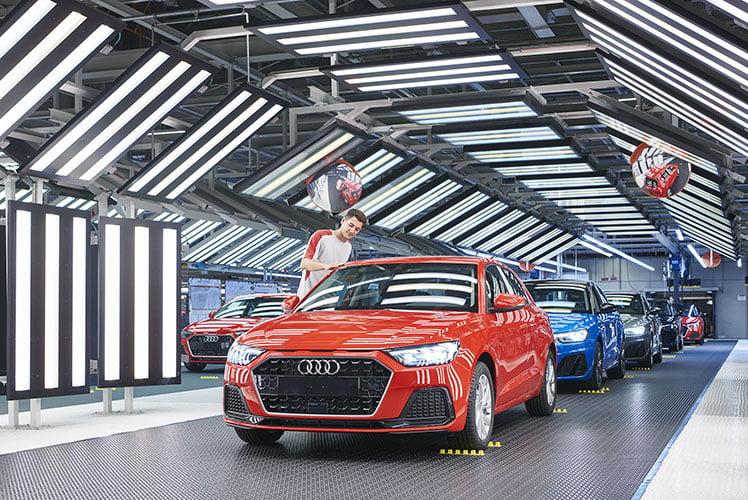 Audi A1 için kritik değişim!