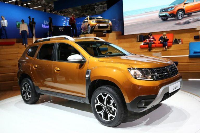 Dacia Duster için iki yeni motor seçeneği!