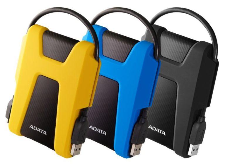 ADATA HD680 ve HV320 harici disklerini tanıttı