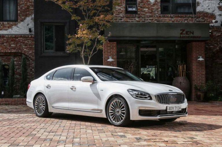 Mercedes-Benz S-Class'a Güney Kore'den rakip çıktı!