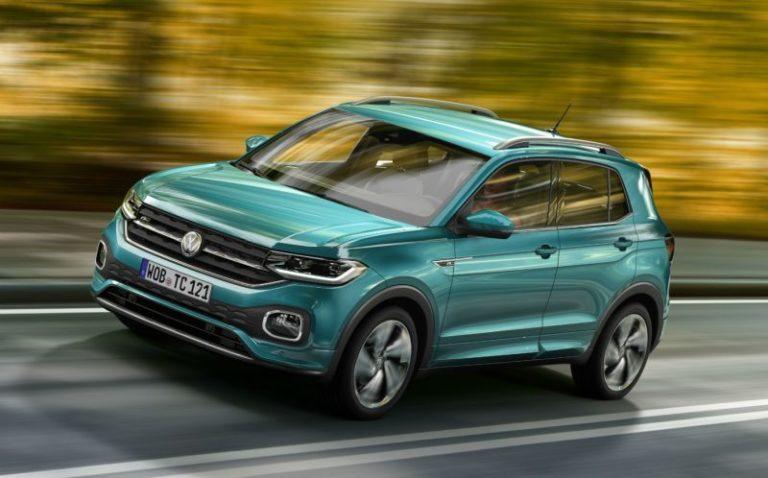 Volkswagen T-Cross resmen tanıtıldı!