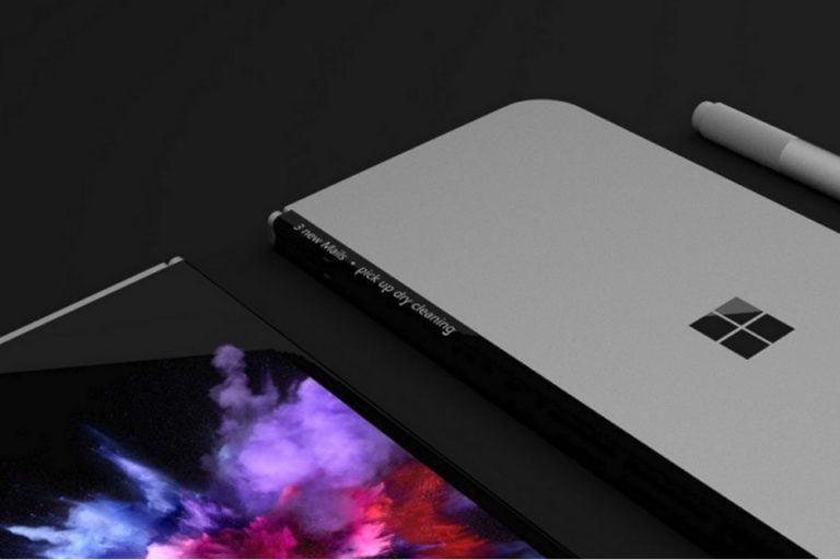 Microsoft'un katlanabilir telefonu Andromeda OS ile gelecek