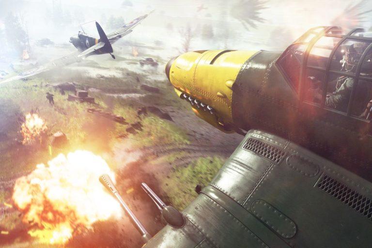 Battlefield 5 sonunda tamamlandı!