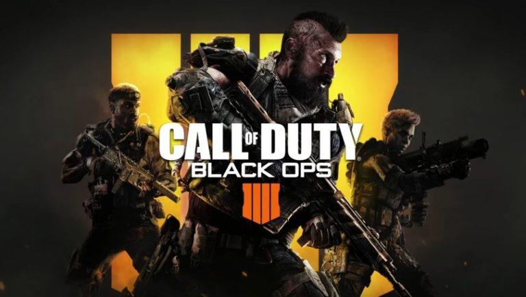 Call of Duty Black Ops 4 çıkışını rekorla süsledi