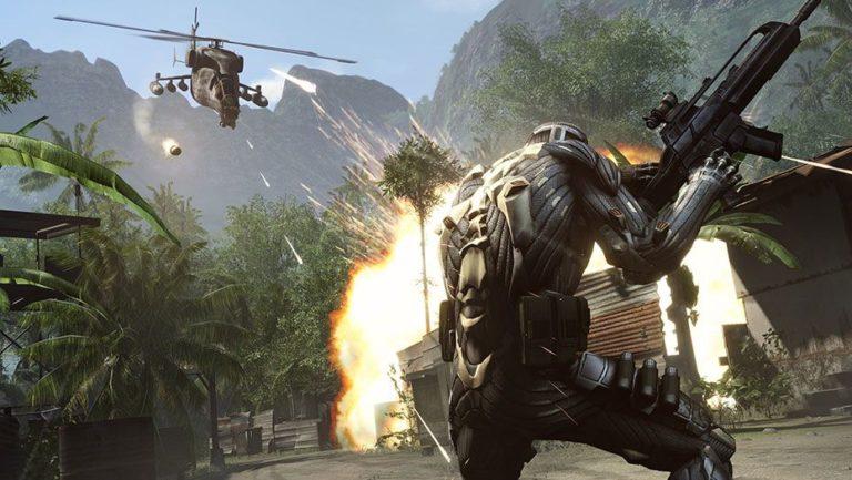 Crysis serisi artık Xbox One'da oynanabilecek