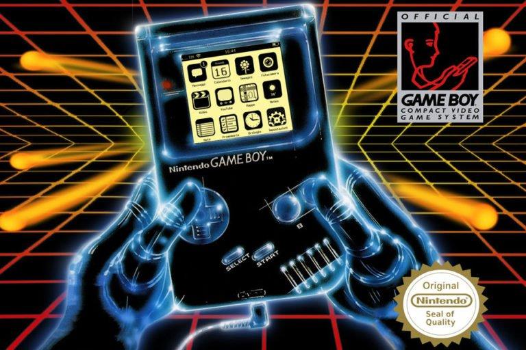 Nintendo, akıllı telefonları Gameboy'a dönüştürecek