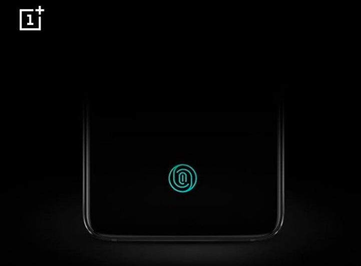 OnePlus 6T optik parmak izi okuyucusuyla gelecek