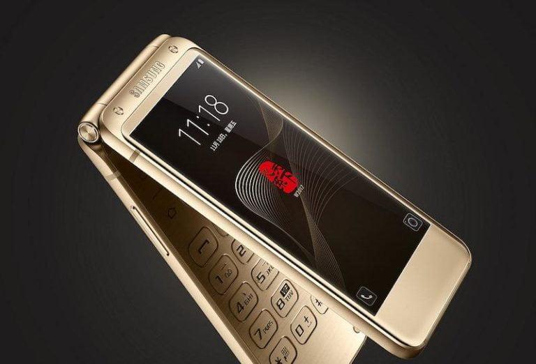 Samsung W2019 TENAA'da ortaya çıktı
