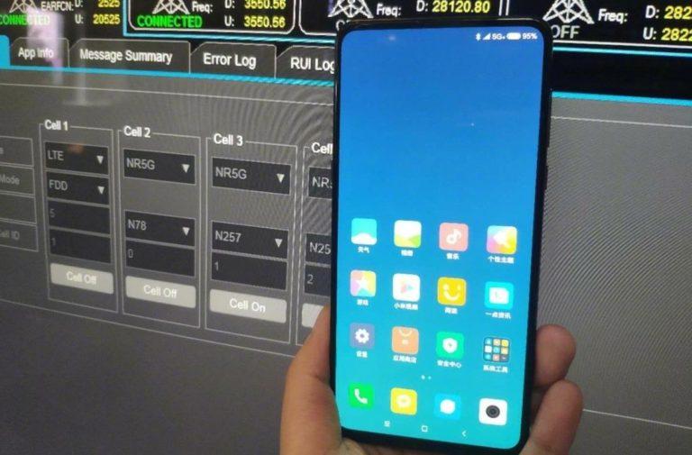 Xiaomi Mi Mix 3'ten detaylar gelmeye devam ediyor