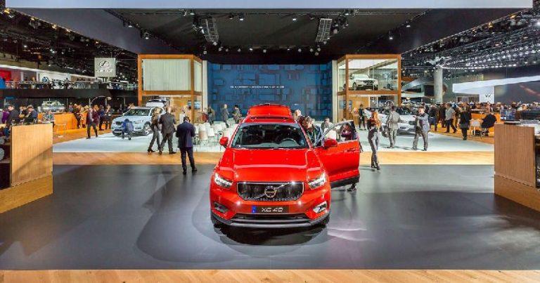 """Volvo'dan """"yok artık"""" dedirten 2018 LA Auto Show kararı!"""