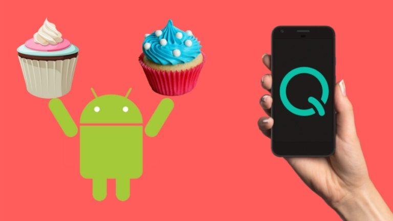 Android Q ile çalışan Pixel 3 XL göründü!