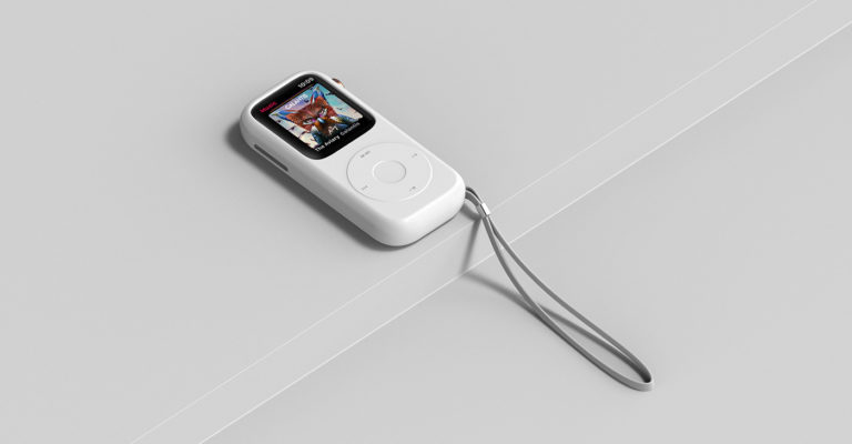 Apple Watch'u iPod'a dönüştüren konsept!