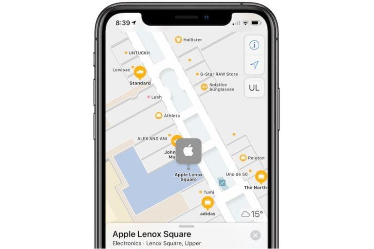 "Apple Maps'ten ""bina içi navigasyon"" atağı!"