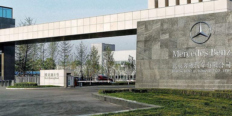 Daimler AG, Çin'e ikinci Ar-Ge merkezini kuruyor!