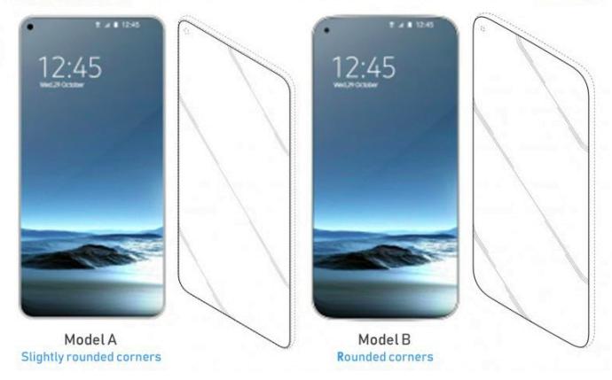 Galaxy S10 ekranında bir delikle gelebilir!