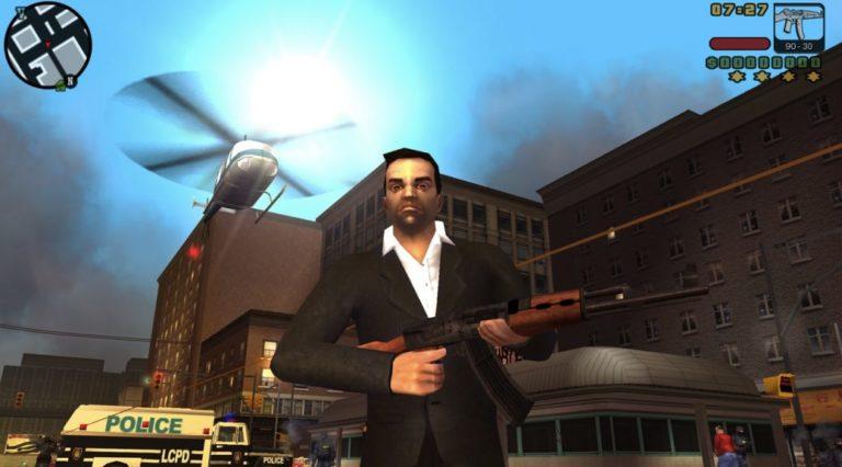 Grand Theft Auto Liberty City Stories PC sürümü çıktı!