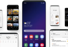 Galaxy S9 için Android 9.0 Pie