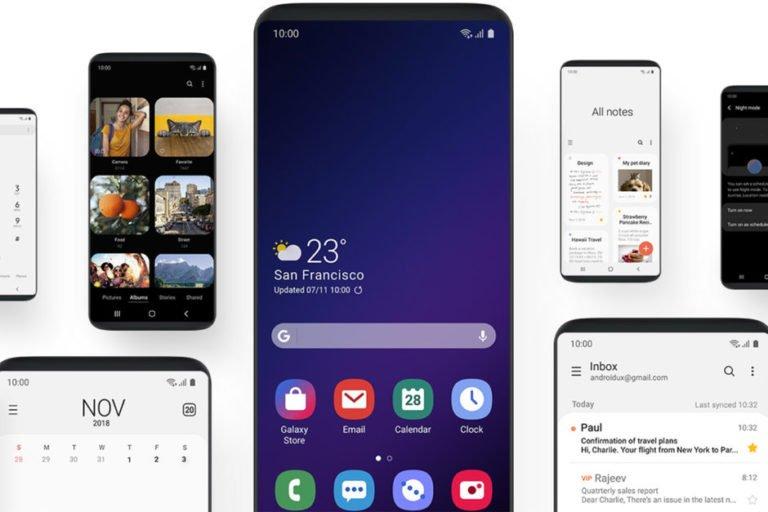 Galaxy S9 için yeni Android Pie beta güncellemesi!