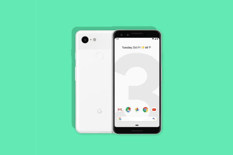 Google Pixel 3 için yeni güncelleme!