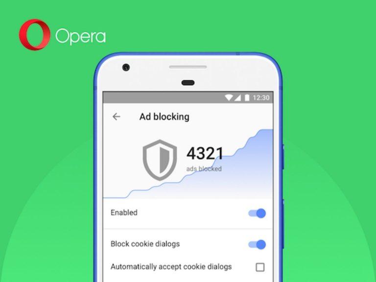 Opera Android uygulaması artık daha yetenekli!