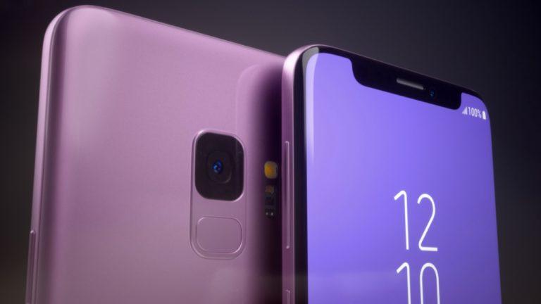 Samsung çentik tasarıma geçiş yapıyor!