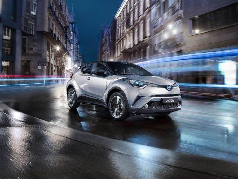 Toyota bir kez daha Avrupa'nın 1 numarası!