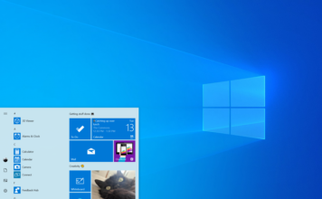 Windows 10 açık tema