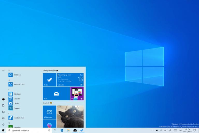 Windows 10 açık tema seçeneğine kavuşuyor!