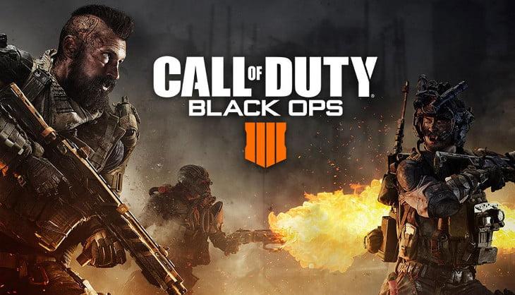 CoD Black Ops 4 Uzak Doğu'da da zirvede