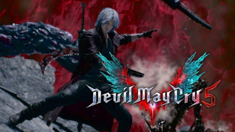 Devil May Cry 5 şimdiden ön yüklemeye açıldı
