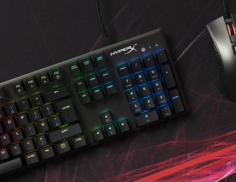 HyperX Alloy FPS RGB gaming klavye inceleme