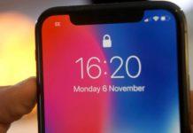 iPhone X ekran değişim