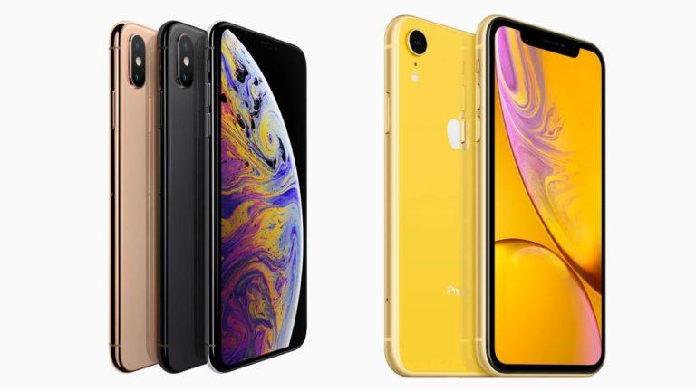 iPhone Xs ve iPhone Xr Türkiye'de!