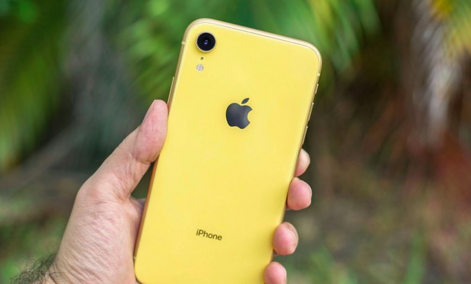 iPhone XR, en popüler iPhone modeli oldu