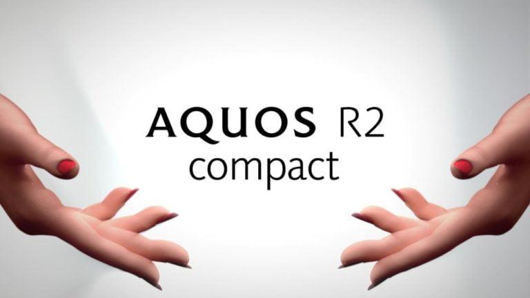 Çift çentikli Sharp Aquos R2 tanıtıldı!