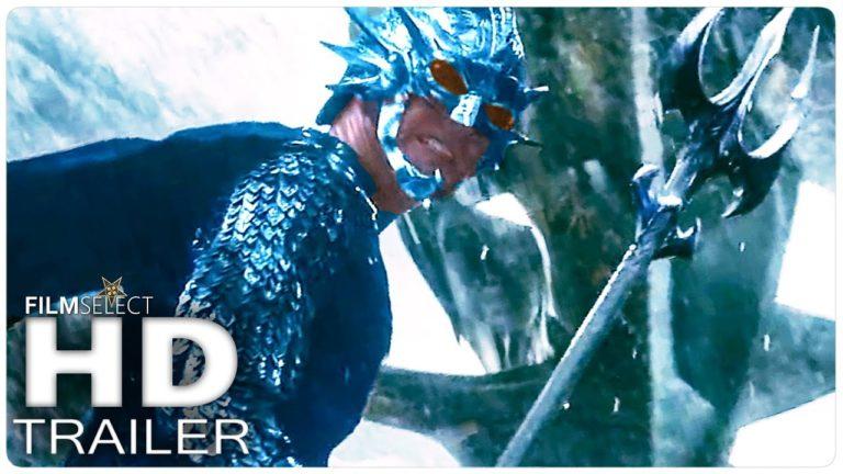 Aquaman için son tanıtım videosu da yayınlandı