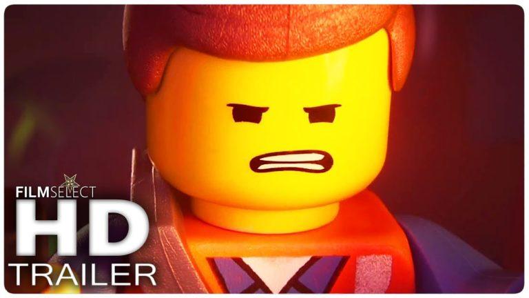 Lego Filmi 2 için yeni tanıtım videosu!