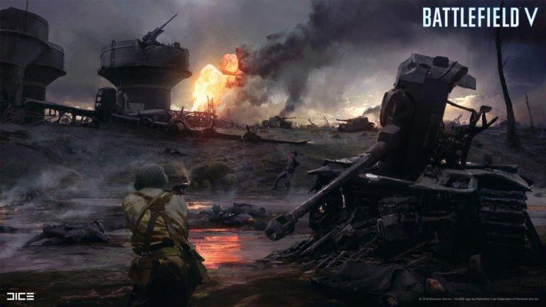 En güzel Battlefield V sanat çalışmaları